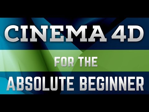 Best Cinema4D Tutorial For Beginners