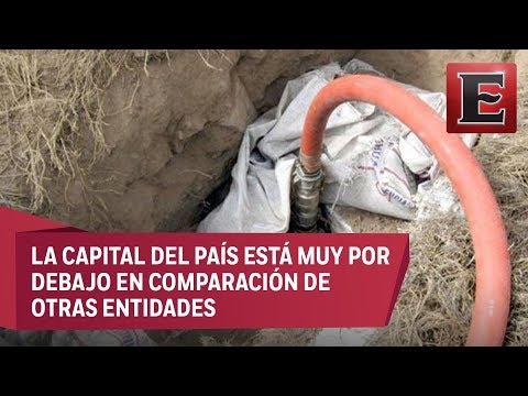 Aumenta el número de tomas clandestinas de combustible en la CDMX