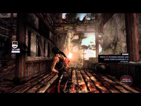 Обзор Tomb Raider - полная 20-минутная версия