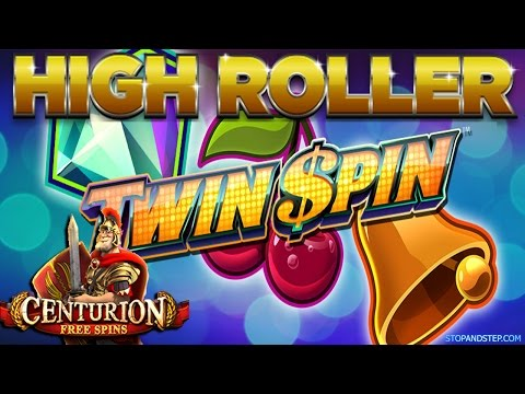 Online Casino Slots High Roller Gambling Session REAL PLAY