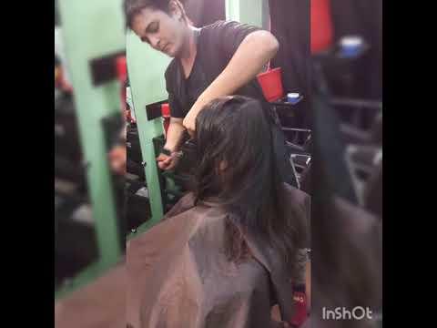Stap  hair cutting