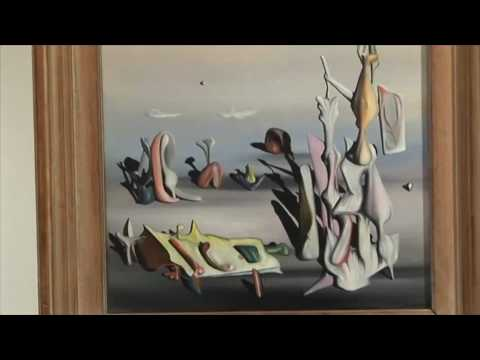 Video | Yves Tanguy Auction Gallery Walk