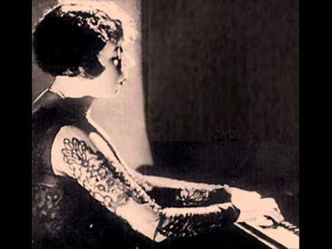Marguerite Long plays Chopin Scherzo No. 2 Op. 31 in B flat minor