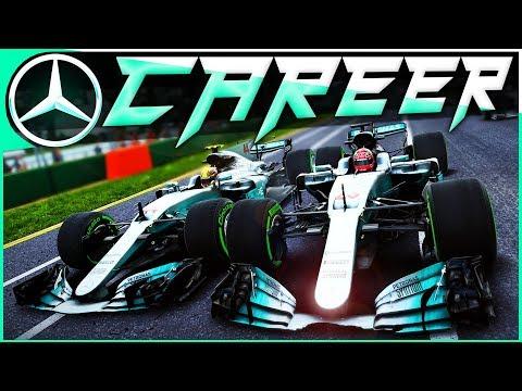 CRAZY START TO SEASON 4! | F1 2017 Career Mode #61 | Australian GP
