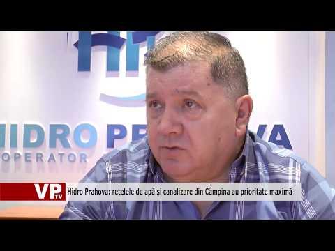 Hidro Prahova: rețelele de apă și canalizare din Câmpina au prioritate maximă
