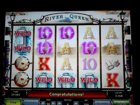 RIVER QUEEN#SLOT# **NOVOMATIC**BIG WIN!!!