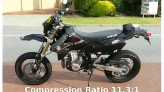 3. traciada - 2013 Suzuki DR-Z 400SM Base Info, Specification