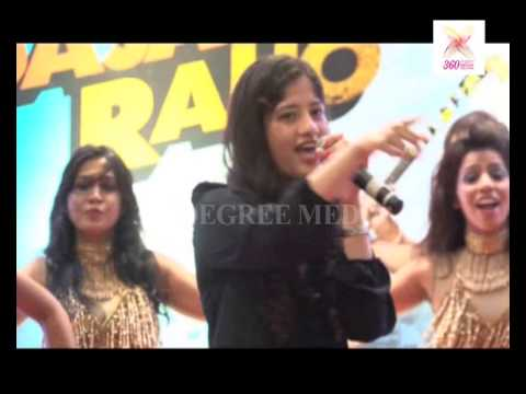 Nagin Nagin Nagin- Anu Malik's daughter sing a song