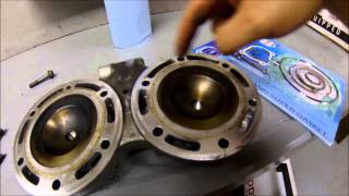 3. How to Project 2 stroke Snowmobile engine, Arctic Cat, Yamaha, Skidoo, Polaris