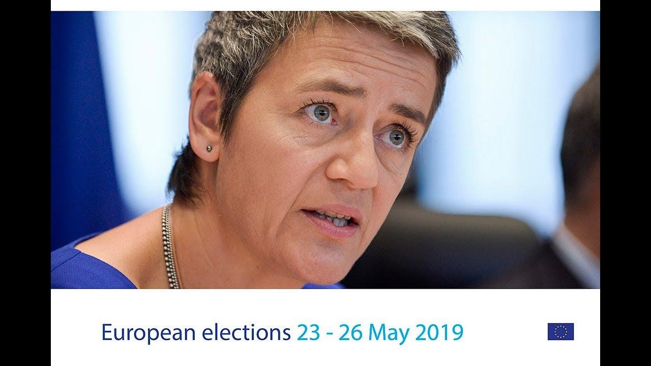 Κορυφαίοι υποψήφιοι 2019: Μαργκρέτε Bεστάγκερ (ALDE)