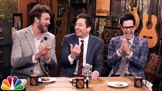Will It S'more? with Jimmy Fallon, Rhett & Link (Good Mythical Morning)