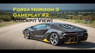 "In case you missed Gameplay #1 : https://youtu.be/qYz0RDXkcrkNext Gameplay #3 : https://youtu.be/SnTk-y_x-ssForza Horizon 3 is an open world racing video game developed by Playground Games and published by Microsoft Studios for Xbox One and Microsoft Windows. The game features cross-platform play between the two platforms. The game was released on 23 September 2016 for ""Ultimate Edition"" players, and 27 September 2016 for standard and ""Deluxe Edition"" players. It is the third Forza Horizon and ninth instalment in the Forza series. As with previous Horizon games, Turn 10 Studios assisted Playground Games in the game's development."