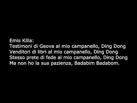 , title : 'Emis Killa & Fedez - Pum Pum Pum [LYRICS]'