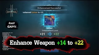 Video Lineage 2 Revolution Enhance Weapon +14 to +22 ( SEA ) MP3, 3GP, MP4, WEBM, AVI, FLV September 2018