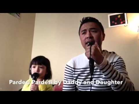Video Pardesi Pardesi by daddy and daughter download in MP3, 3GP, MP4, WEBM, AVI, FLV January 2017