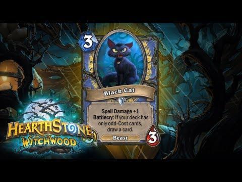 The WitchWood Card Showcase #2 (видео)