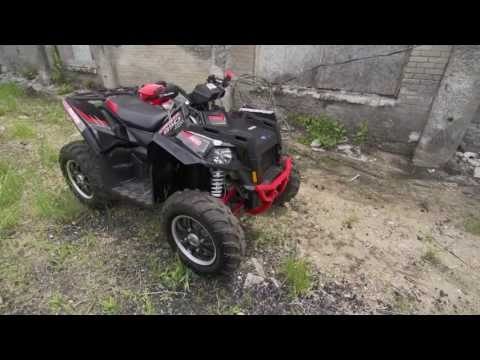 Can-Am Renegade 1000 Xxc vs. Polaris Scrambler 850 H.O.