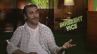 Behind the scenes of 'Inherent Vice'