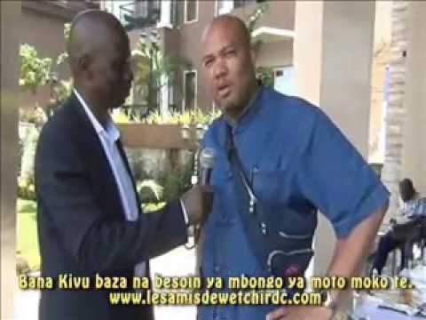 TÉLÉ 24 LIVE: Cyprien Wetchi invite la diaspora congolaise, de cesser d'envoyer de l'argent à GOMA et à BUKAVU.