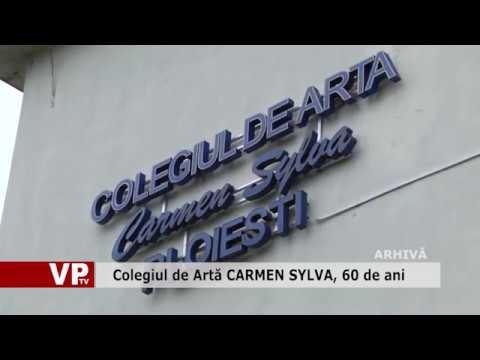 Colegiul de Artă CARMEN SYLVA, 60 de ani