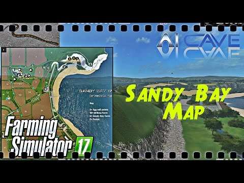 Sandy Bay Farming simulator 17 v1.0