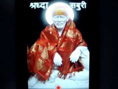 Video of Shirdi Sai Baba - The Chant