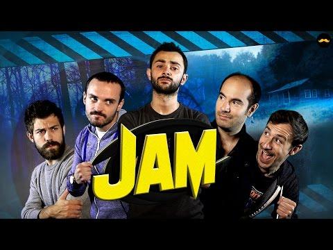 le - Kyan Khojandi, Jerome Niel, Adrien Ménielle, Vincent Tirel et Julien Josselin, ils ont eu une journée pour écrire et tourner un sketch. Making JAM : https://www.youtube.com/watch?v=URHwTsJtLQE&...