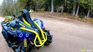 2. Solo Circuit (2018 Can Am Renegade XMR 1000R)