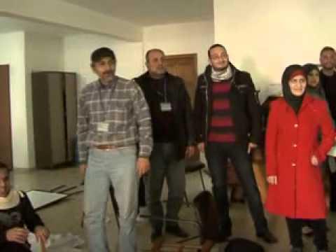 دورة السلامة المهنية للصحفيين في قطاع غزة
