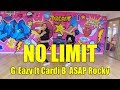 G-Eazy - No Limit (Audio) ft. A$AP Rocky, Cardi B | Choreography by Shaked David