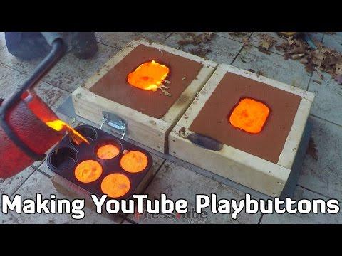 Quá đơn giản và dễ dàng, thì ra đây chính là cách tạo ra nút vàng Youtube