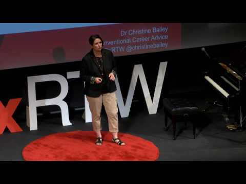 Unconventional Career Advice | Christine Bailey | TEDxRoyalTunbridgeWells