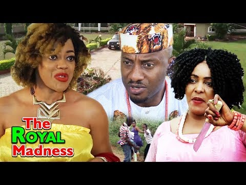 The Royal Madness Season 1&2 (Yul Edochie) 2019 Latest Nigerian Nollywood Movie