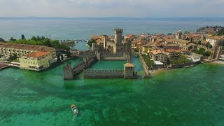 Sirmione Italy  City new picture : Sirmione , Italy - Phantom 3 pro DJI