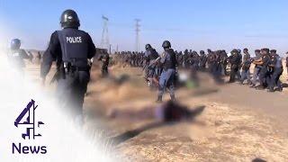 Should Ramaphosa Face Murder Charges Over Marikana Massacre? | Channel 4 News