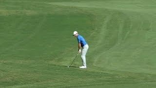 Rory McIlroy goes pin seeking at the TOUR Championship by PGA TOUR