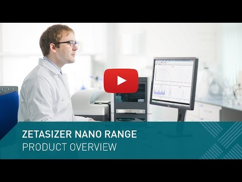 Simple, versatile dynamic light scattering system - Zetasizer Nano