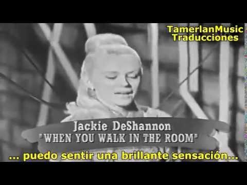 Status profundos - Jackie DeShannon: When You Walk In The Room (Subtitulada en español)