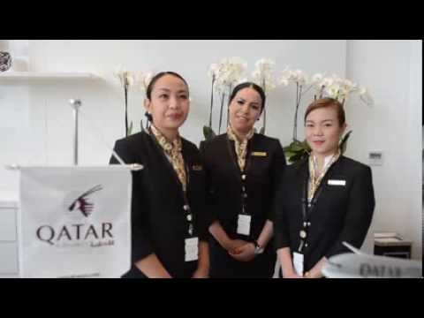 celebrates - A tribute from the women of Qatar Airways to women around the world on the occasion of International Women's Day. We hope you enjoy this video produced by th...