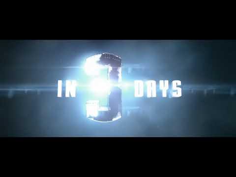 3 Days - Spot TV 3 Days (Anglais)