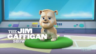 The Jim Gaffigan Show: Jim Gaffigan on Nickelodeon's hit show Paw Patrol