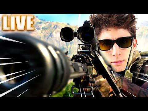 🔴 LIVE - Call of Duty: Blackout (Battle-Royale)