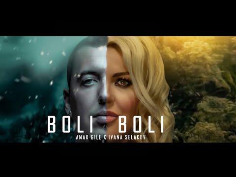Boli boli - Amar Gile Jašarspahić x Ivana Selakov - nova pesma i tv spot