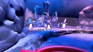 SEA LIFE Sydney Aquarium Penguin Expedition Concept