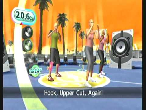 dance workout wii youtube