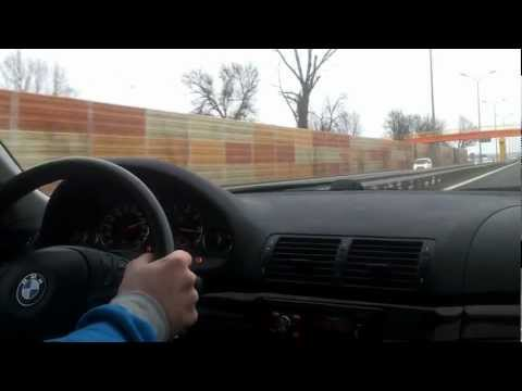 Bmw 325i, e46, 245 Nm, 192 HP, Acceleration & V-max, Poland !