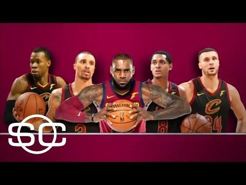 Cleveland Cavaliers' 2017-18 NBA season first-half recap | SportsCenter | ESPN (видео)