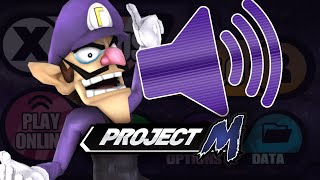 "marioking64DS is on the lookout for someone to ""announce"" Waluigi"