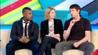Joe Cornish, Jodie Whittaker and John Boyega talk about Attack the Block.