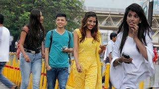 Video Girl asking aapka kitne der Me Hota Hai? | prank in India | best prank on cute girls | {brbhai} MP3, 3GP, MP4, WEBM, AVI, FLV Januari 2019